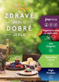 TESCO Zdravé jedlo Dobré jedlo katalóg